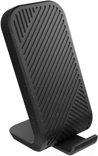 Беспроводная зарядка ZENS Modular Stand Wireless Charger Black with Wall Charger (ZEMSC2P/00)