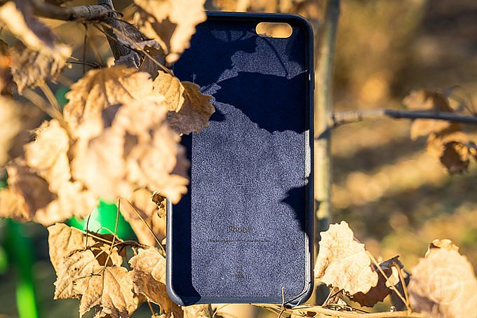 Чехол Apple Case for iPhone 6 Leather