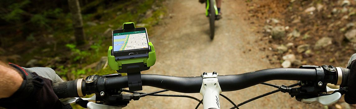 Велосипедное крепление iOttie Active Edge Bike & Bar Mount для iPhone (HLBKIO102GN)