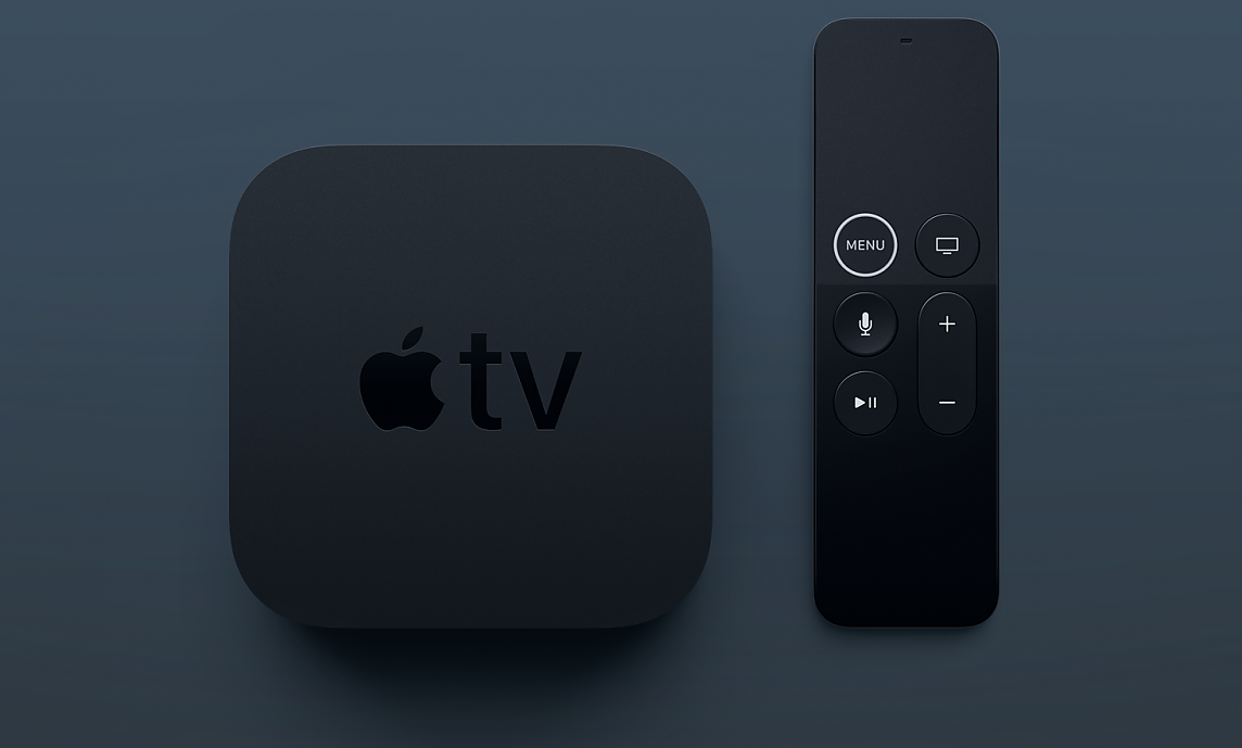 Телевизионная приставка Apple TV 4K 2017