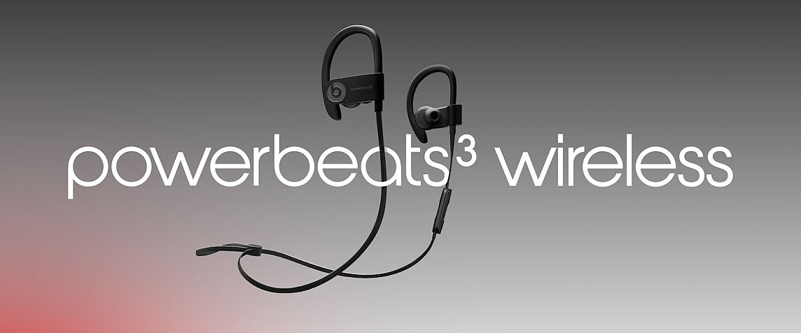 Наушники Beats by Dr. Dre Powerbeats3 Wireless
