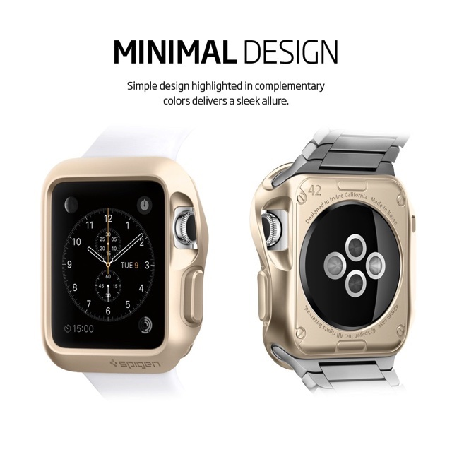 Spigen Apple Watch Case Slim Armor