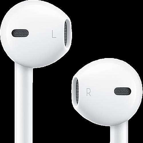 Оригинальные наушники Apple EarPods with Lightning Connector (MMTN2)