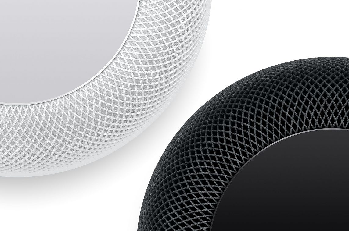 Акустика Apple HomePod