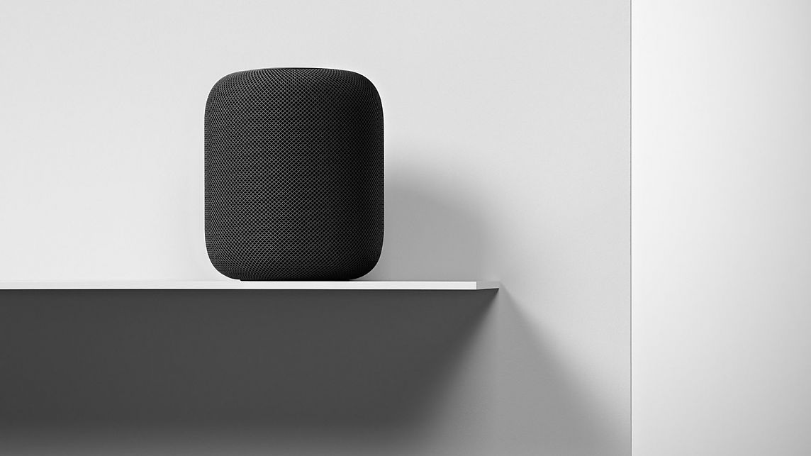 Акустика Apple HomePod Space Gray (MQHW2)